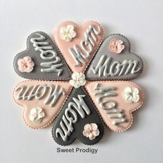 Mother's Day Cookie Set by Sweet Prodigy