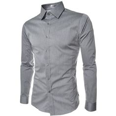Shop TheLees Men's slim fit basic dress Shirt at Amazon Men's Clothing Store. Free Shipping+ Free Return on eligible item