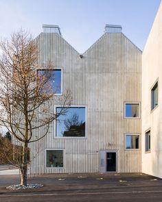 Gallery of Natural History Museum St. Gallen / Michael Meier Marius Hug Architekten+ Armon Semadeni Architekten - 5
