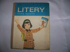 Litery - Letter book My Childhood Memories, Grandmothers, Classic Books, Best Cities, Poland, Nostalgia, The Past, Children, Vintage