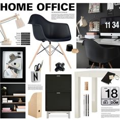 """""""Home Office"""" by bellamarie on Polyvore"""