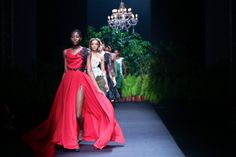 MBFW AFRICA 2013 - Thula Sindi Collection. Credit: SDR Photo Prom Dresses, Formal Dresses, Africa, Collection, Fashion, Formal Gowns, Moda, Fashion Styles, Formal Dress