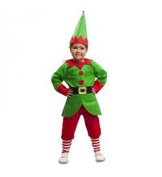 Disfraz de Elfo Navidad Infantil