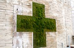 5 march ... Martyr Conon the Gardener of Nazareth ... http://www.orthodox.net/prologue/march-05-the-holy-martyr-conon-the-gardener.html [Moss cross by Anna Garforth]