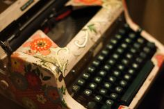 typewriters.