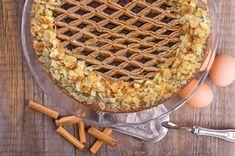 Mehlspeisen/Torten | Mehlspeiskultur Apple Pie, Macaroni And Cheese, Food And Drink, The Originals, Ethnic Recipes, Leo, Desserts, Holidays, Sliced Almonds