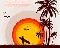 Silhouette-tropical-beach-thumb