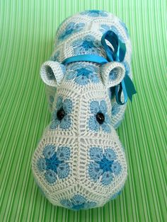 Happypotamus commission http://www.ravelry.com/patterns/library/happypotamus-the-happy-hippo-crochet-pattern