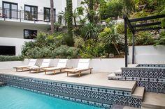 Bethany Nauert s Portfolio - Residential Backyard Pool Designs, Small Backyard Pools, Swimming Pools Backyard, Pool Landscaping, Lap Pools, Indoor Pools, Small Pools, Pool Decks, Swimming Pool Tiles