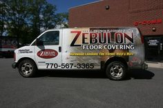 Installation Crew Floor Covering, Showroom, Hardwood, Carpet, Van, Flooring, Natural Wood, Wood Flooring, Blankets