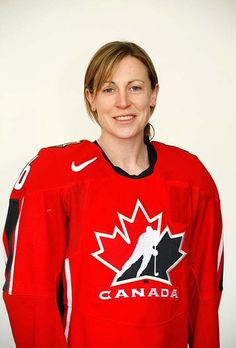 Happy Birthday: Jayna Hefford  1977 - Jayna Hefford is a women's ice hockey player. Hefford played forward for the Canadian women's team at the Winter Olympics in 1998, 2002, 2006 and 2010.  keepinitrealsports.tumblr.com  keepinitrealsports.wordpress.com