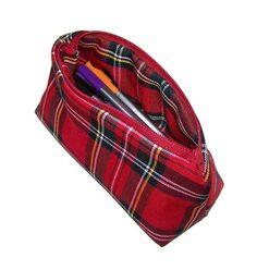 tartan pouch | Flickr - Photo Sharing!