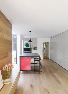 Australian terrace house renovation by studio Sanders & King
