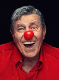 Jerry Lewis his annual telethon raised money and awareness for and about the affliction of muscular dystrophy.