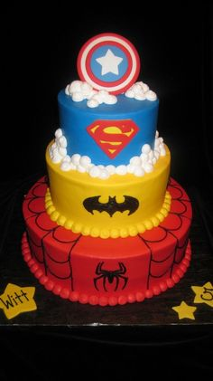 Very cool cake idea! by may