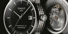 Tissot Luxury Automatic Gent Powermatic 80 COSC