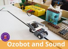 Mum Can We Use Sound with Ozobot? electro mat ozobot projects robots sensors sounds