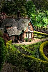Princess Street Gardens, Edinburgh, Scotland