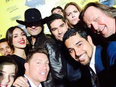 From Dusk Till Dawn: The Series | Selfie by Wilmer Valderrama, with Cast at World Premiere | SXSW | Austin, TX