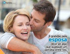 Familia.com.br | 8 Segredos de como Mostrar Gratidão à sua Esposa #Casamento #Gratidao #Esposa