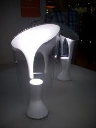 Reflect 299 - Flos by Philippe Starck  engineering contribute to RD Flos