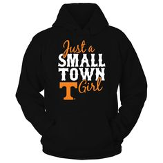 Just A Small Town Girl - Tennessee Volunteers