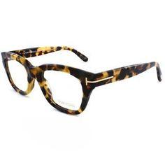 cafe4fbd1b52a Tom Ford Unisex Vintage Tortoise Plastic Eyeglasses - 14961598 -  Overstock.com Shopping - Great