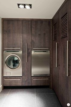 Whether your tastes are modern, traditional, or somewhere in between, there's a laundry room here that's sure to inspire you. #Eye-Candy, #Inspiration, #laundry room