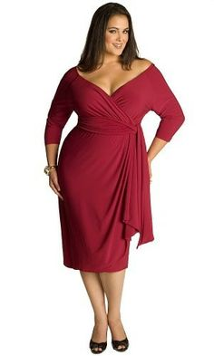 Full Figured Cocktail Dresses - Fn Dress