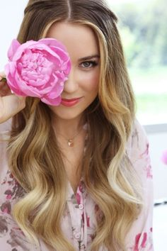 I Think I Want To Try Ombre Hair...Or Maybe Something Like It? - Fab You Bliss