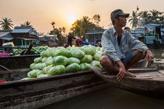 For Sale on the Mekong
