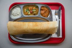 The best dosa in Toronto are not concentrated in the downtown core. In fact, you'll find the fermented rice and urad dal (black lentil) crepes spread thin across the GTA at South Indian restaurants from Mississauga to Scarborough.