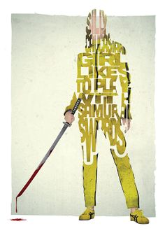 The Bride (Kill Bill) Uma Thurman