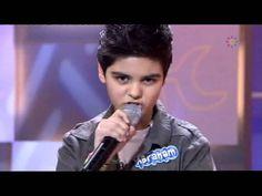 Abraham Mateo (12 años)  -  HOY TENGO GANAS DE TI - Menuda Noche (21-01-...