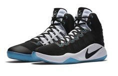 3531c5db2e7 74752003 Hyperdunk 2016-2017 N7 Black Turquoise - Click Image to Close Nike  Basketball Shoes