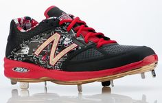 huge discount 169bf d55f9 dustin pedroia new balance   ... New Balance 4040v2 Cleats for 2014 » Dustin