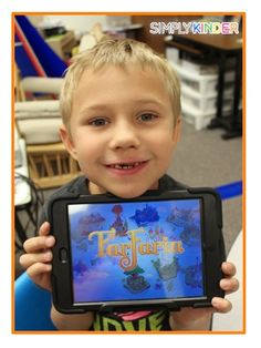 Great reading app with tons of books that your learners will love!  You can download 1 free book a day!  Your learners will love!