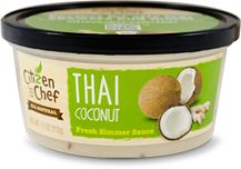 Quickly make a gluten free soup, curry or noodle salad with Thai Coconut Fresh Cooking Sauce available Farmers Market! Gluten Free Soup, Gluten Free Recipes, Healthy Recipes, Cooking Sauces, Thai Coconut, Noodle Salad, Farmers Market, Dog Bowls, Sprouts
