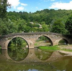belcastel bridge - Google Search