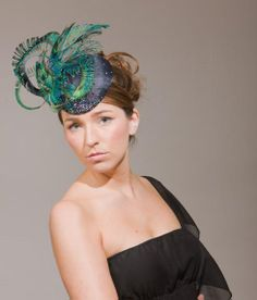 ENCHANTMENT COLLECTION : Beth Morgan Millinery