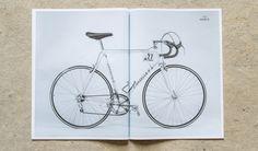 La belleza intrínseca del diseño de bicis en http://www.yorokobu.es