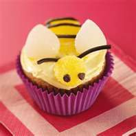 Kids Birthday Cupcakes Animal and Insect Themes