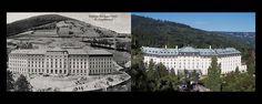 Radium Palace Hotel, Jáchymov, Czech Republic