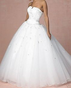 the only thing i really like about the dress is the bodice but not the neckline of it i love sweetheart! not whatever that is!?