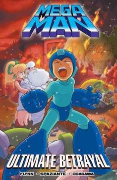 Mega Man 11: The Ultimate Betrayal