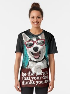 Be a Better Human and Be The Person THat Your Dog Thinks You Are! Find this unique design available in Home Decor Stuff like : Posters ,Canvas Prints ,Throw Pillows ,Floor Pillows, Duvet Covers, Throw Blankets, Shower Curtains, Comforters ,Wall Tapestries and more. Decorate your living space or Level Up your look by grabbing it in Shirts, Tote Bags, Hoodies,Tanks and more Apparel. Also Phone Cases, Laptop Cases , Stickers etc. Laptop Cases, Phone Cases, Throw Blankets, Throw Pillows, Decorate Your Room, Be A Nice Human, Wall Tapestries, Pet Clothes, Shower Curtains