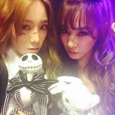 #Taeyeon #Tiffany
