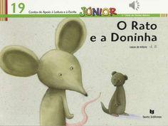 O rato e a doninha by S Almeida via slideshare