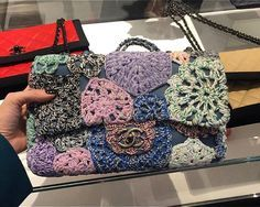 Exuding timelessness, elegance and sophistication, Chanel flap bags are here to stay in the fashion world. However this time around, Chanel has added some feminine twist to their newest Cruise 2015…
