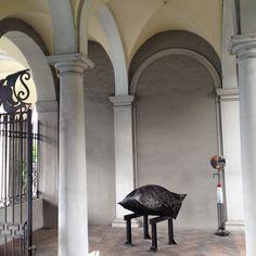 Installazione_ Accademia Tadini Lovere, Lombardia-Italy